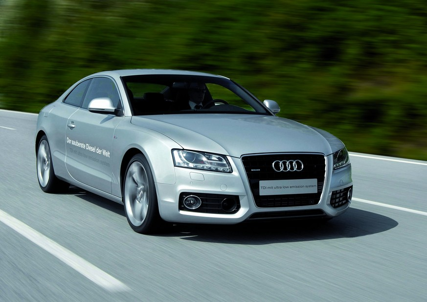 Audi A5 2.7 TDI Black Edition