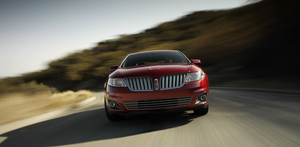 Lincoln MKS AWD