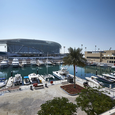 Formula 1 heads to the Yas Marina Circuit with three races to go in the season