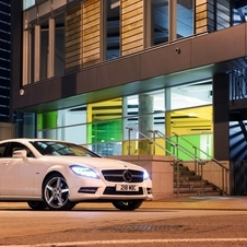 Mercedes-Benz CLS 250 CDI BlueEfficiency Sport