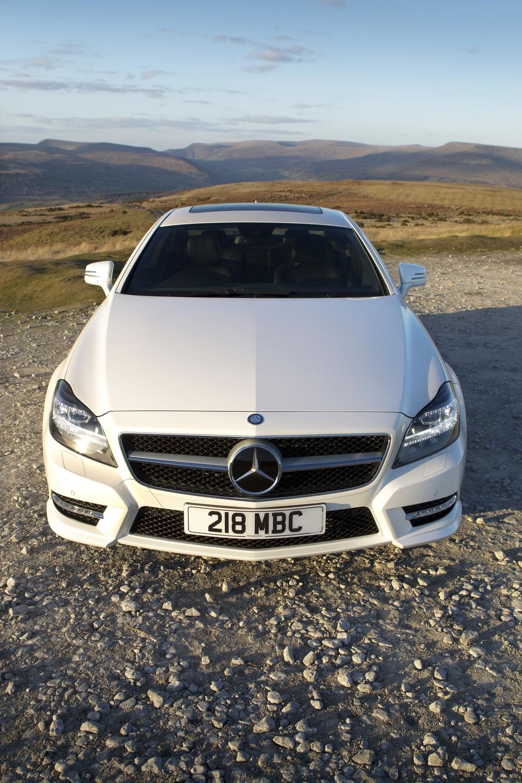 Mercedes benz cls 250 cdi blueefficiency sport slideshow for Mercedes benz cls500