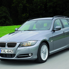 BMW 320d Edition Lifestyle xDrive Automatic