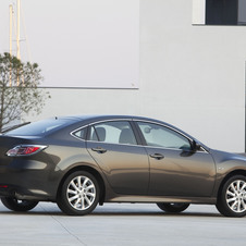 Mazda 6 MZR-CD 2.2 180 Sport Plus + Navi