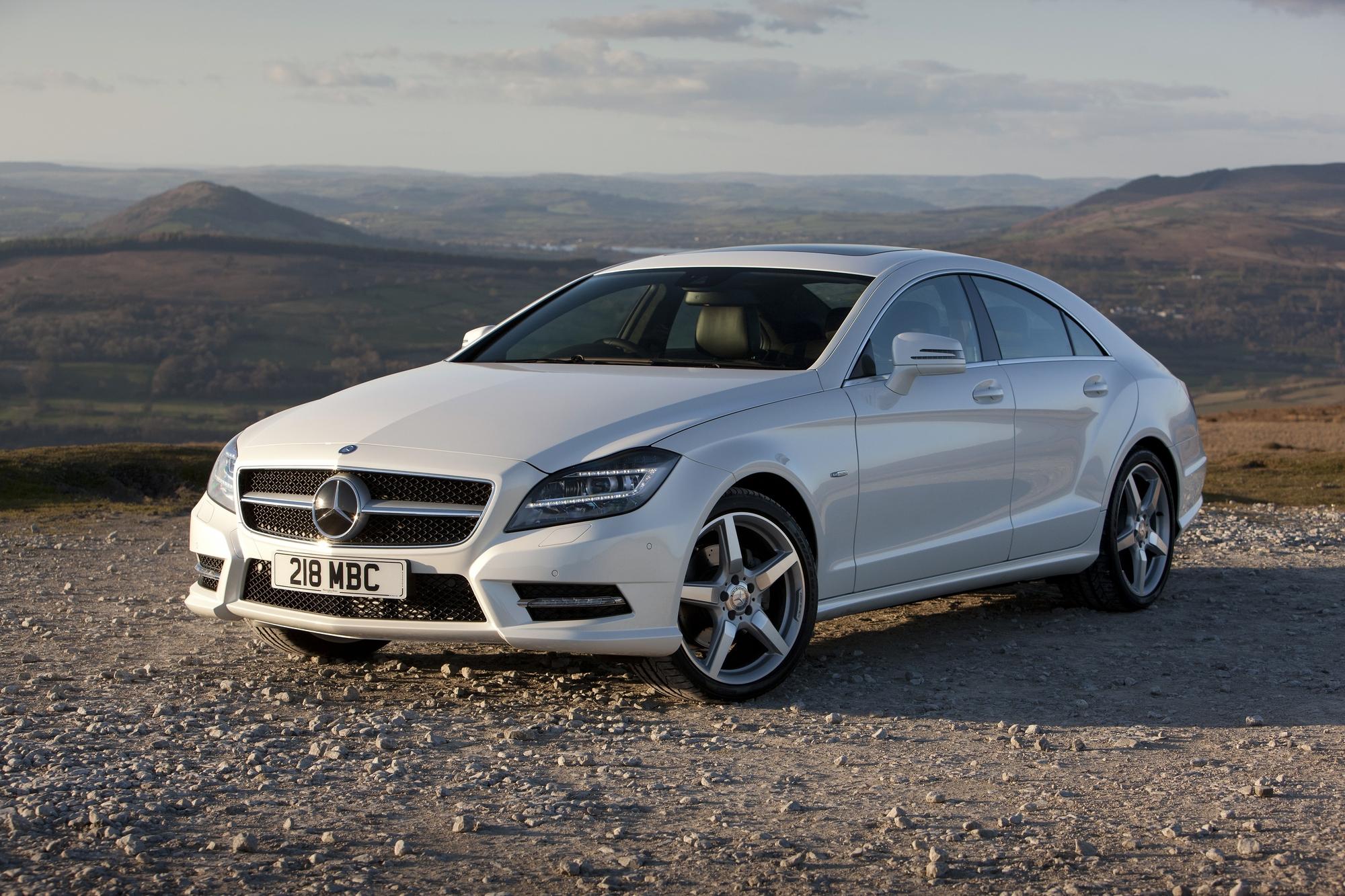 Mercedes Benz Cls 250 Cdi Blueefficiency Sport Slideshow