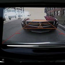 The cars also get a rearview camera that displays where the car is going