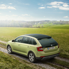 The engine range is identical to the one currently offered with the Rapid Spaceback, except for the Greenline versions