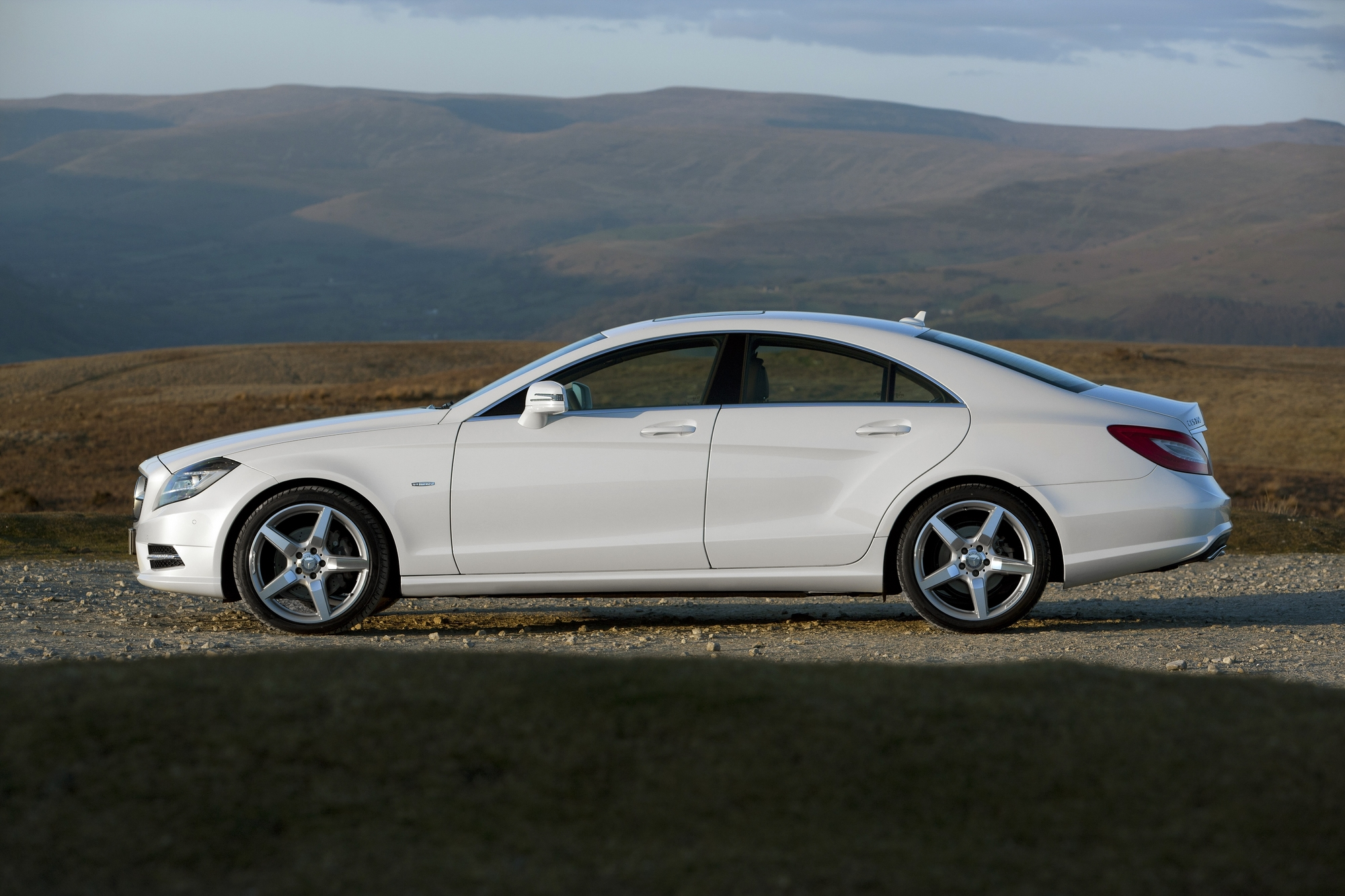 mercedes benz cls 250 cdi blueefficiency sport slideshow