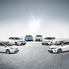 Toyota has reached over 6 million in cumulative hybrid sales