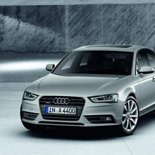 Audi A4 2.0 TDI Attraction