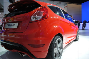 Ford Fiesta 1.6 EcoBoost