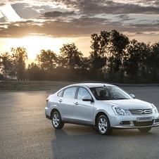 The Almera has been engineered for Russia