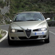 Alfa Romeo 156 1.9 JTD Sportwagon Exclusive