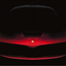 Ferrari released two official photos of the car in its official magazine in December