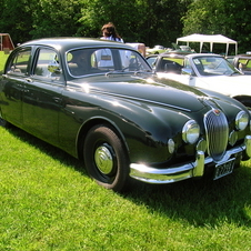 Jaguar 2.4 Mark 1