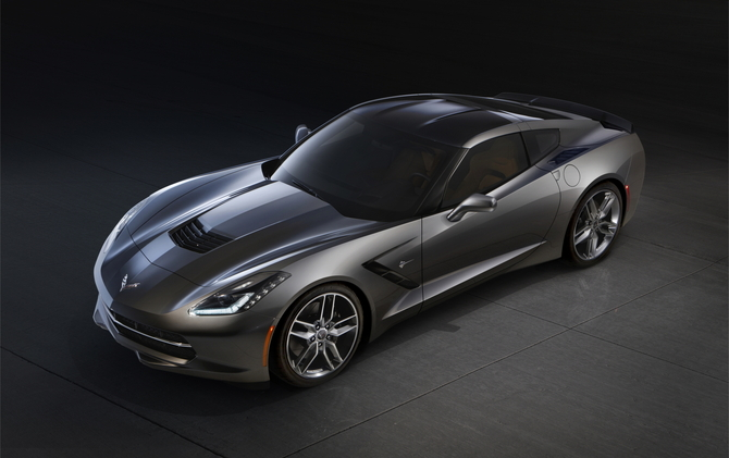 The latest Corvette is the most powerful base version ever