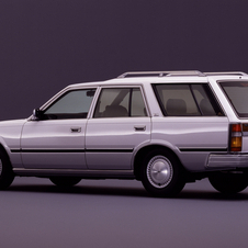 Nissan Gloria Wagon V20E SGL Limited