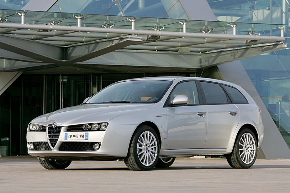 alfa romeo 159 sw 1 9 jtdm sportiva 2 photos and 49 specs. Black Bedroom Furniture Sets. Home Design Ideas