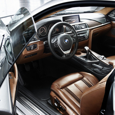 BMW also sketched more realistic interiors