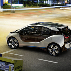 BMW plans to add the i3 to DriveNow when it is released