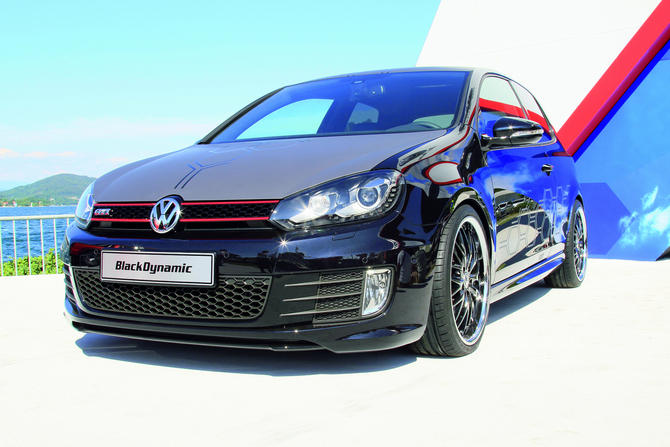 Volkswagen Golf GTI Black Dynamic