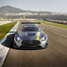 The AMG GT3 will be competing, starting next season, in the FIA ​​GT3 championship