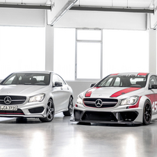 The CLA250 Sport takes some AMG bits to provide a sportier drive to the CLA250