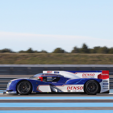 Toyota will race with two cars during the entire WEC season this year