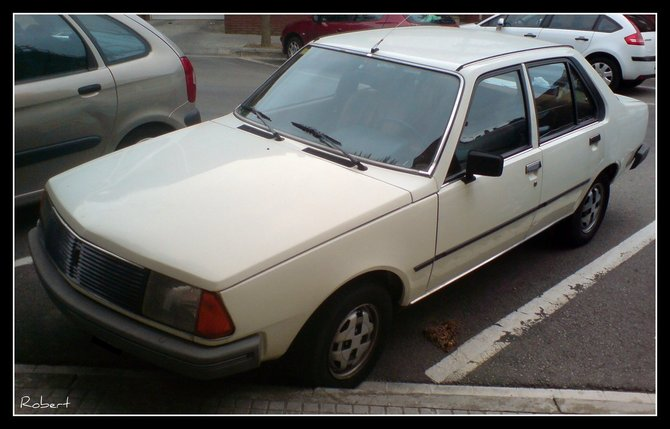 Renault 18 TS 5-Speed