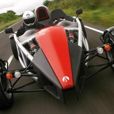 Ariel Atom 2 Supercharged