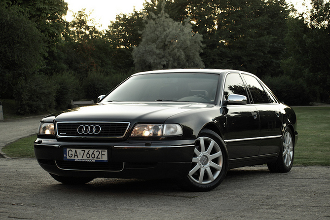 Audi A8 3.0 multitronic