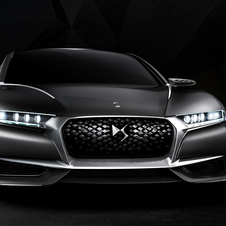 Citroën revealed that this front-wheel drive vehicle is equipped with a 270hp engine