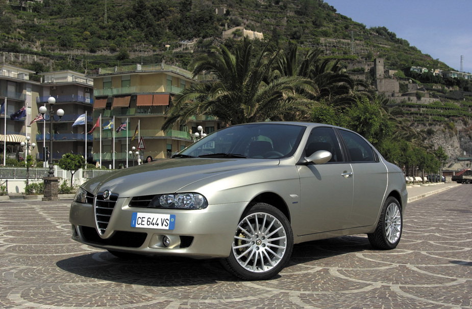 alfa romeo 156 1 9 jtd 16v business 1 photo and 68 specs. Black Bedroom Furniture Sets. Home Design Ideas