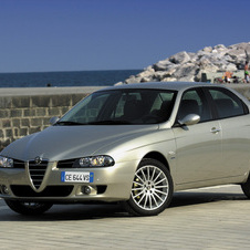 Alfa Romeo 156 1.9 JTD Exclusive