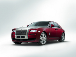 Launched in 2009  Rolls-Royce chose the 2014 New York Motor Show to reveal a comprehensively refreshed version of the luxury saloon