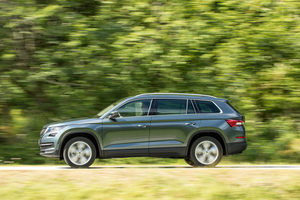 The Kodiaq will be available with a range of five powertrains, two TDI and three TSI engines