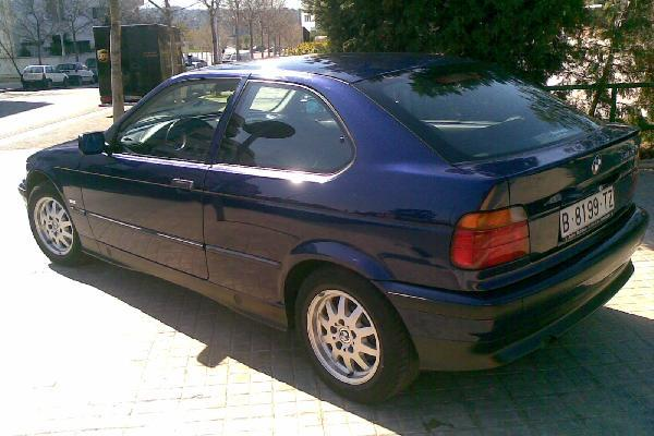 People    Bmw 318 Tds Compact Photo    Filipefmelo Gallery