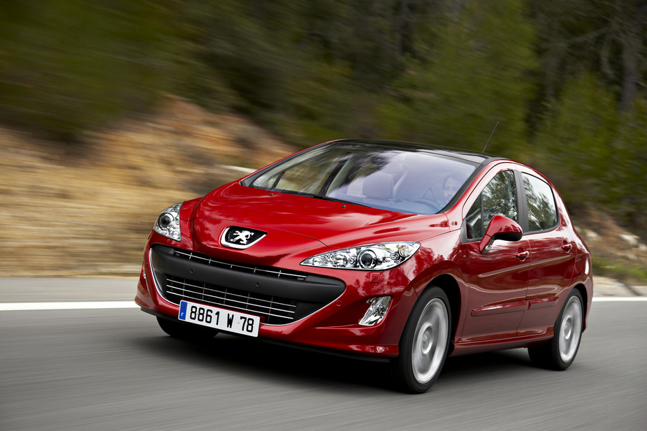 Peugeot 308 1.6 HDi FAP MCP :: 1 photo and 76 specs :: autoviva.com