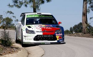 Citroën C4 WRC: four years of success in pictures