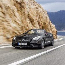 Mercedes-Benz SLC 43 AMG
