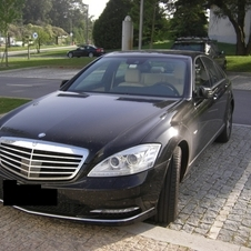 Mercedes-Benz S350 Saloon CDI Bluetec 4dr