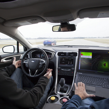 Ford thinks that its autonomous cars will be ready for 2025
