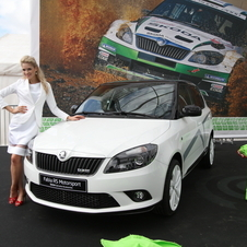 It is also bringing the Fabia RS Motorsport