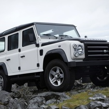 Land Rover 90 Defender Station Wagon SE