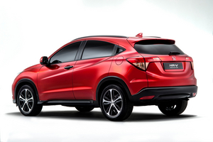 The new model coming to Europe early next year, is the Japanese brand bet for the compact SUV segment