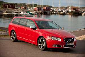 Volvo V70 D2 R-Design Powershift