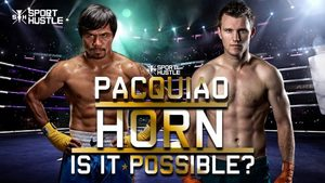 pacquiao vs horn live