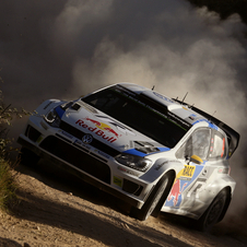 Throughout the season Ogier has won seven rallys