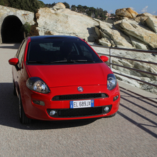 The Punto is being kept in production but Fiat knows its no longer competitive