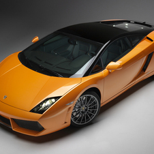 Gallardo LP 560-4 Bicolore debuts in Qatar