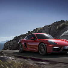 Porsche is unveiling the new Boxster GTS and Cayman GTS